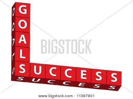 Metas y éxito