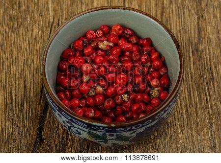 Rose Pepper