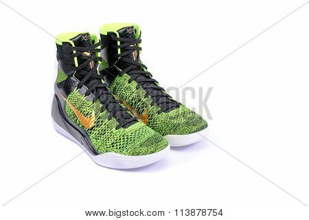 Nike Kobe Elite Victory High-top Basketball Shoe Sneaker
