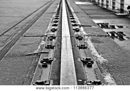 Straight Track