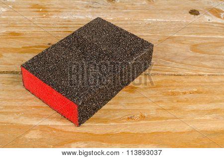 Block Of Sand Paper