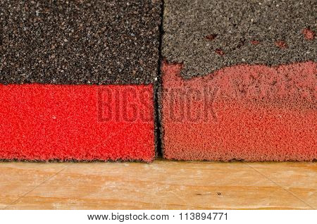 New And Used Sandpaper