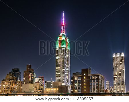 The Colors Of The Empire State