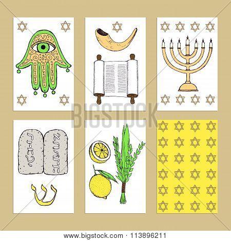Sketch Jewish Posters