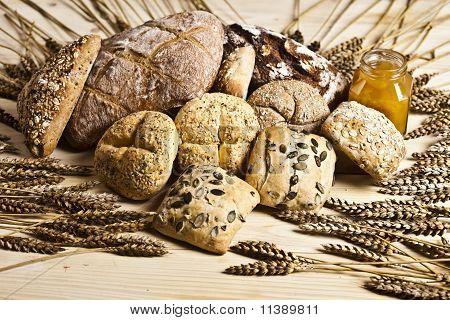 Bread composition