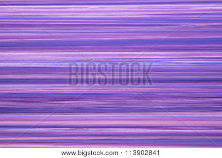Soft Purple Cotton Thread For Abstract Background