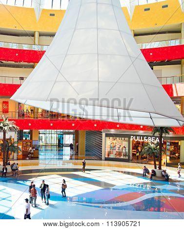 Tbilisi Shopping Mall, Georgia