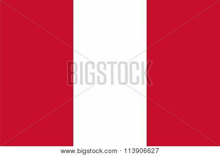 Standard Proportions For Peru Flag
