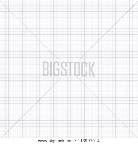Pattern in cells, seamless vector background.