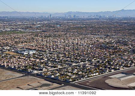 Final suburbano Nevada