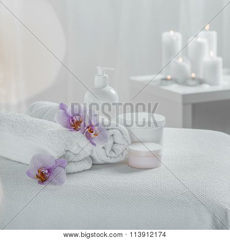 Set Of Massage Utilities