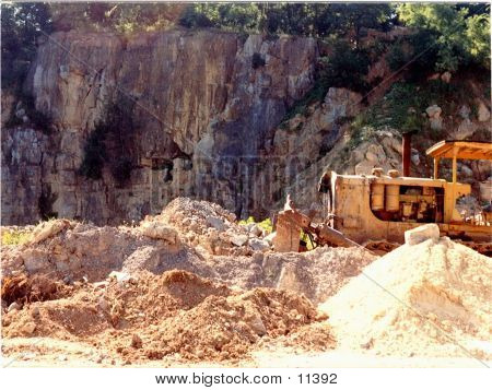 Limestone Quarry poster