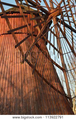 Windmill Rotor