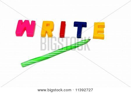 Write With Pen
