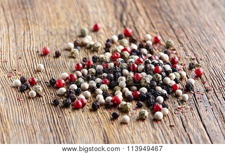 Pepper spices