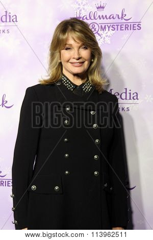 LOS ANGELES - JAN 8:  Deidre Hall at the Hallmark Winter 2016 TCA Party at the Tournament House on January 8, 2016 in Pasadena, CA