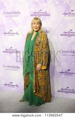 LOS ANGELES - JAN 8:  DIane Ladd at the Hallmark Winter 2016 TCA Party at the Tournament House on January 8, 2016 in Pasadena, CA