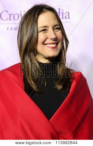 LOS ANGELES - JAN 8:  Jeanette Pavini at the Hallmark Winter 2016 TCA Party at the Tournament House on January 8, 2016 in Pasadena, CA
