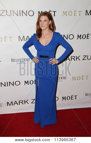 LOS ANGELES - JAN 7:  Lucy Walsh at the Mark Zunino Atelier Opening at the Mark Zunino Atelier Boutique on January 7, 2016 in Beverly Hills, CA