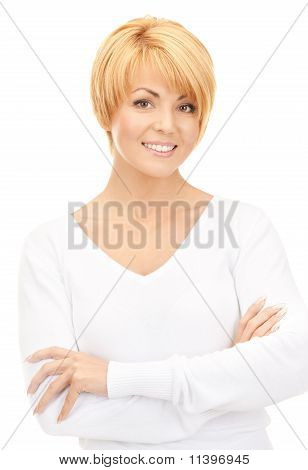 Lovely Business Woman