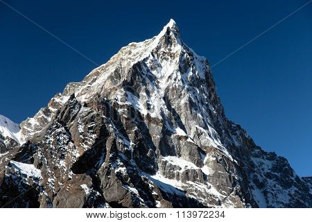 Mount Arakam Tse
