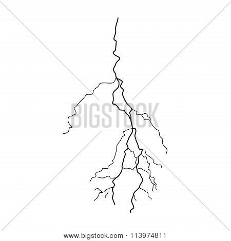 Thunderstorm Lightning Vector