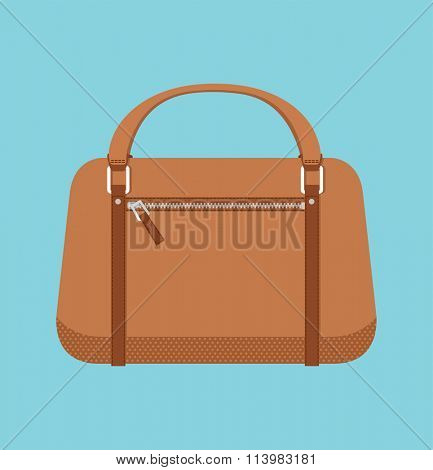 Business bag vector illustration. Business bag isolated on background. Business bag symbol. Business bag. Business bag for office. Business bag vector. Office work, business symbol, work time