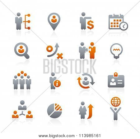 Business Strategies // Graphite Series