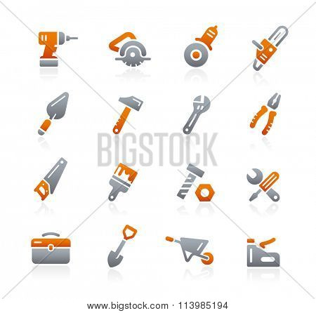 Tools Icons // Graphite Series