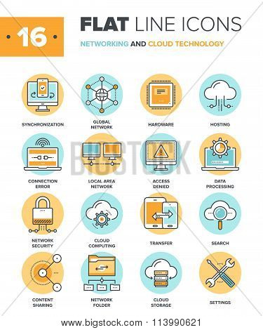 Networking and Cloud Technology