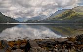 foto of bute  - Loch Etive is a 17 mile stretch of water in Argyll and Bute Scotland - JPG