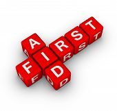 stock photo of first aid  - first aid  - JPG