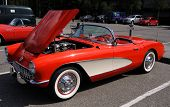 1957 Chevy Corvette,