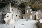 Ancient Village Of Anasazi