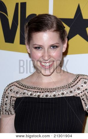 LOS ANGELES - JUN 20:  Eden Sher arrives at the 1st Annual Critics' Choice Television Awards at Beverly Hills Hotel on June 20, 2004 in Beverly Hills, CA