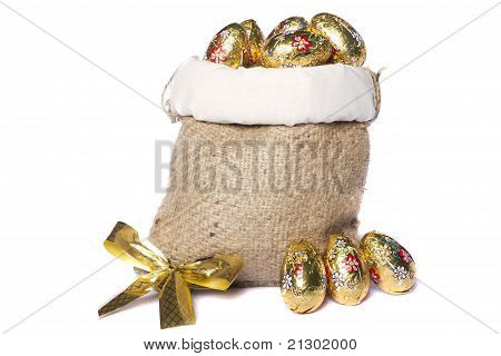 Sweet Golden Eggs