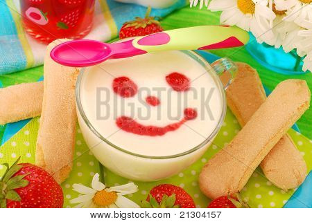 Semolina Dessert For Baby