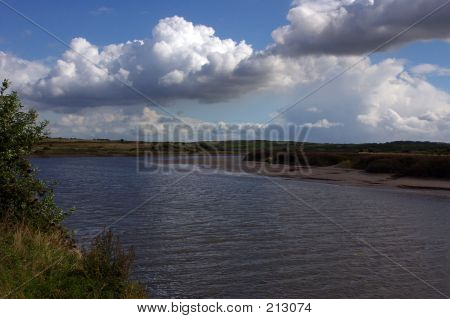 River Mersey Estuary 01