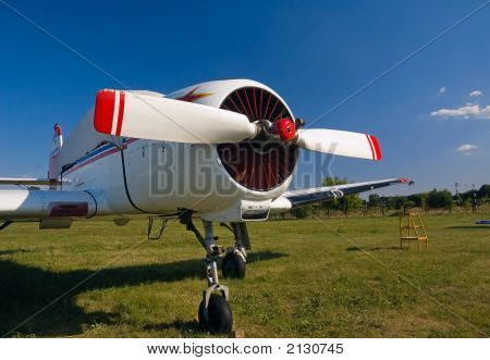 Small Sport Airplane