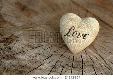 Heart for love
