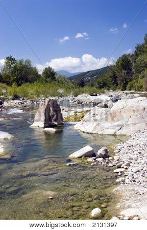 Riacho da montanha