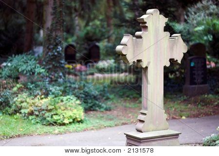 Cross And Path