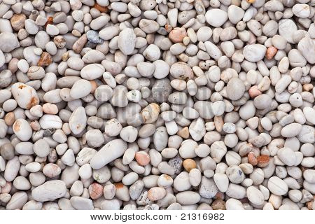Gravel background pattern texture