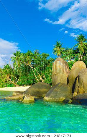 Paradise Beach Getaway