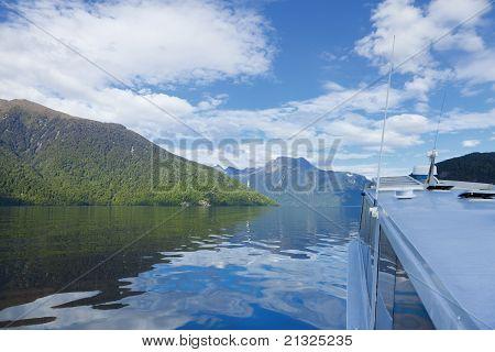 Fiord Boat Tour