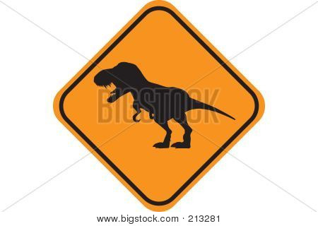 Dinosour Crossing