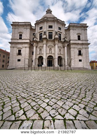 National Pantheon In Lisbon