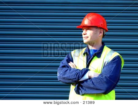 Construction Worker 9