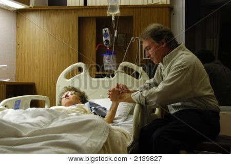 Praying In Hospital