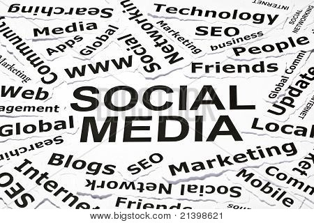 'social Media' Concept